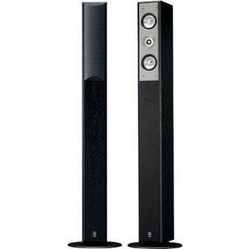 Yamaha NS-F210BL 2-Way Bass-Reflex Floorstanding Speaker - Each (Black)