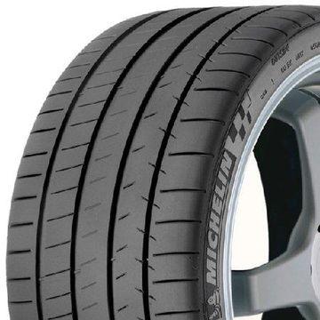 Michelin Pilot Super Sport Max Performance Tire 255/40ZR20/XL (101Y)