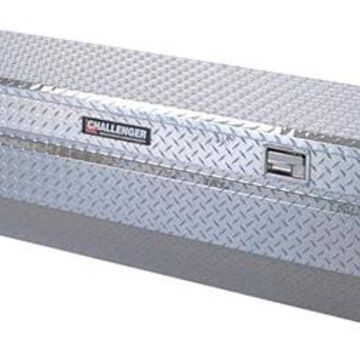 Lund Challenger Truck Tool Chest in Polished, 60 Inch Low Profile Chest