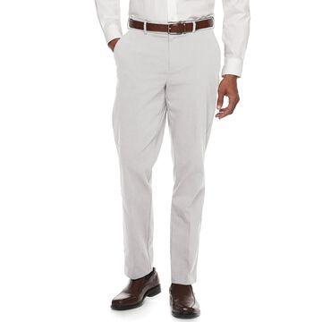 Men's Croft & Barrow Straight-Fit Performance Stretch Dress Pants