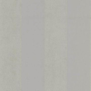 Kenneth James Shimmer Stripe Silver Stripe Wallpaper