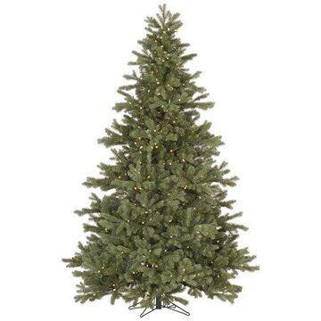 Vickerman Pre-Lit 6.5' Frasier Fir Artificial Christmas Tree, LED, Warm White Lights