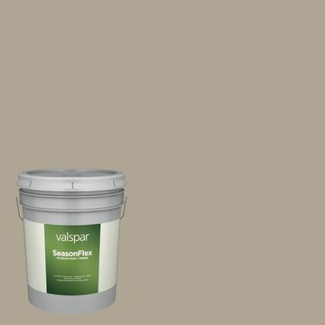 Valspar SeasonFlex Satin Ethereal Mood Hgsw7639 Exterior Paint (5-Gallon)