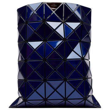 Issey Miyake Blue Plastic Clutch Bag