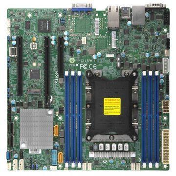 Supermicro MB MBD-X11SPM-F-O Xeon Single Socket S3647 C621 Max.768GB PCIE mATX