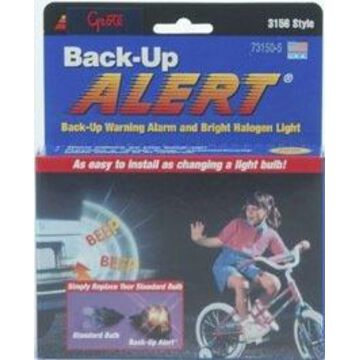 Grote 73150-5 Beeping Back-Up Halogen Bulb