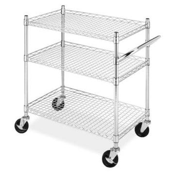 Whitmor Commerical 3 Tier Cart