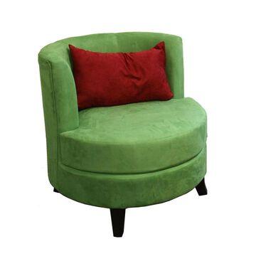 ORE International Modern Green Accent Chair   HB4494