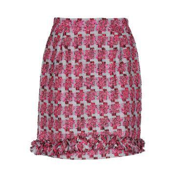 EMANUEL UNGARO Knee length skirts