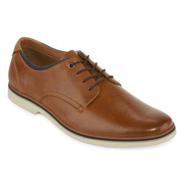 JF J.Ferrar Mens Thaddeus Oxford Shoes
