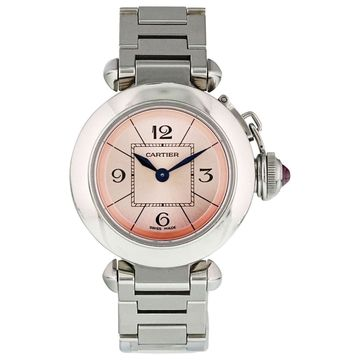 Cartier Pasha Other Steel Watches