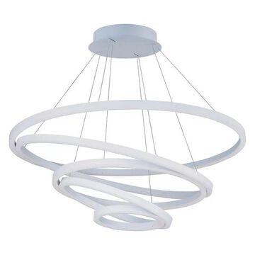 ET2 Cirque LED Pendant, Matte White