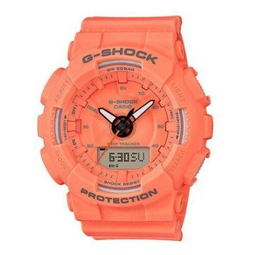 Casio G-Shock S Series GMAS130VC-4A Step Tracker Women's Watch