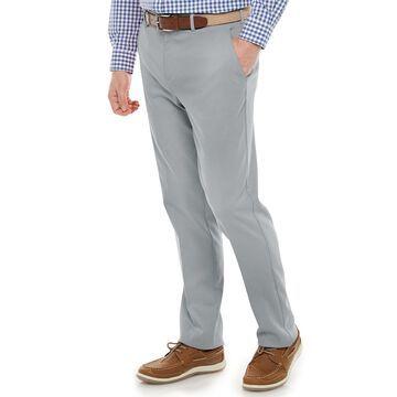 Men's Croft & Barrow Classic-Fit HEIQ Flat-Front Dress Pants