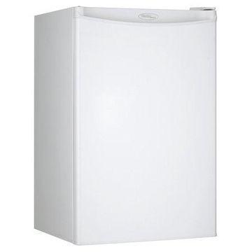 Danby Designer 4.4 Cu Ft Compact Refrigerator, White