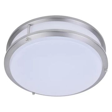 PLC Lighting Single Light Ceiling Light from The Kirk Collection