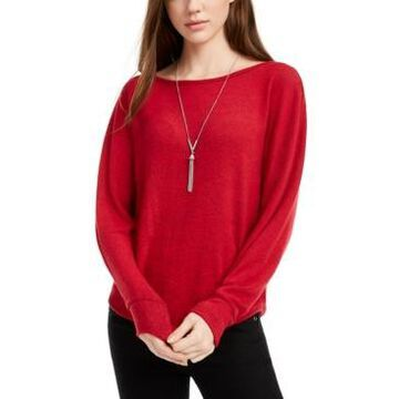 Bcx Juniors' Ribbed Sweater