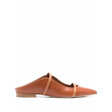 Malone Souliers Flat shoes Brown