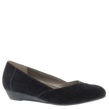 ARRAY Womens Elise Leather Almond Toe Loafers