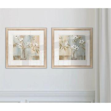 Wexford Home 'Pastel Light I' Framed Prints (Set of 2)