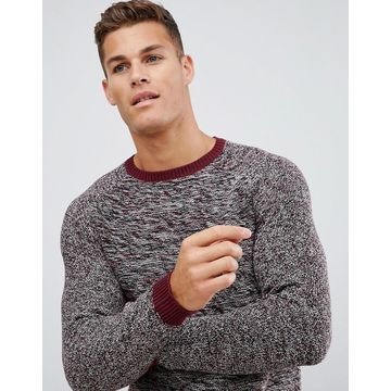 Only & Sons Marl Knitted Sweater