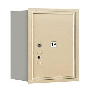 Salsbury Industries Aluminum 1 Unit Parcel Locker
