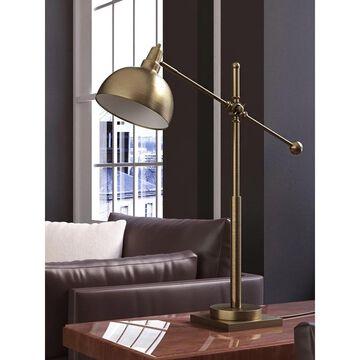 Lite Source 1-Light Cupola Table Lamp