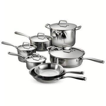 Tramontina Gourmet Prima 12 Piece Stainless Steel Cookware Set