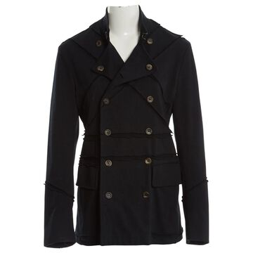 John Galliano \N Black Cotton Jackets