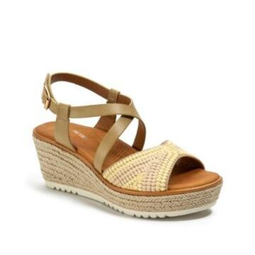 Baretraps Ethel Posture Plus+ Platform Wedge Sandals Women's Shoes