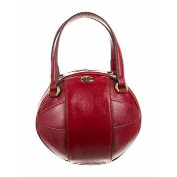 Mini Tifosa Basketball Bag Red