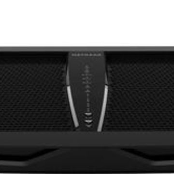 NETGEAR - Nighthawk X6S AC4000 Tri-Band Wi-Fi 5 Router - Black