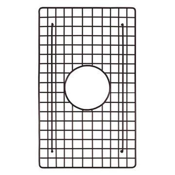 Metal Bottom Grid in Mocha