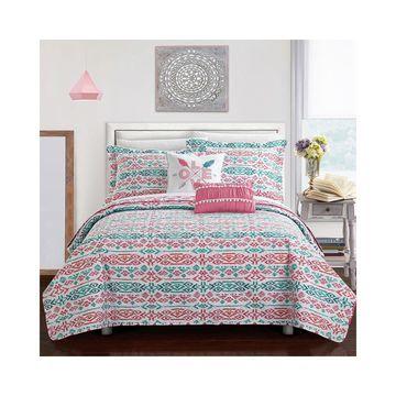 Chic Home Millie Quilt Set