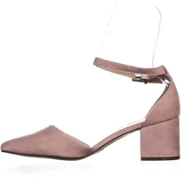 Call It Spring Womens Aiven-56 Pointed Toe Casual Ankle Strap