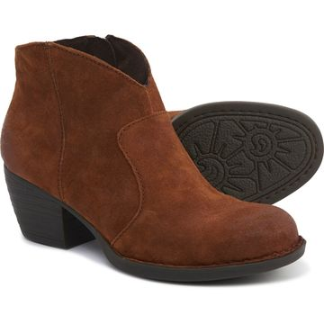Born Michel Ankle Boots - Leather (For Women)
