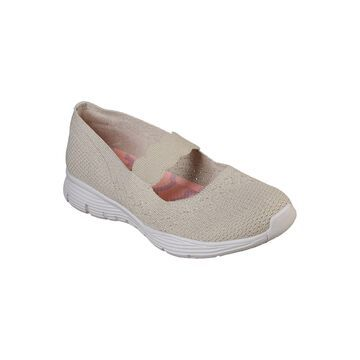 Skechers Womens Seager Mary Jane Shoes Closed Toe