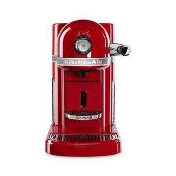 Nespresso by Kitchenaid in Empire Red