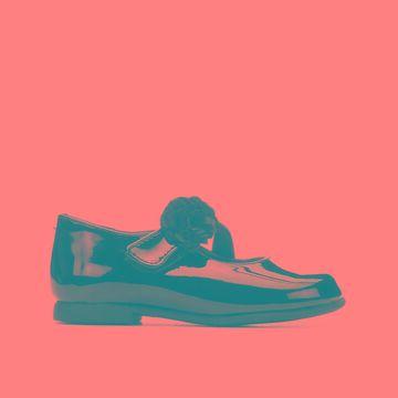 Rachel Shoes Toddler Lil Brena Children's Shoe (Black - Size 8 - Toddler)