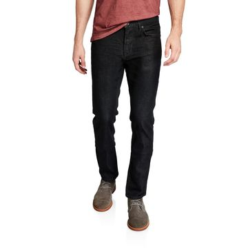 Men's Bowery-Fit Selvedge Jeans