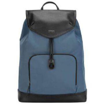 Targus 15 Newport Drawstring Backpack - Front zippered pockets Trolley
