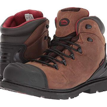Avenger A7546 Composite Toe (Brown) Men's Work Boots