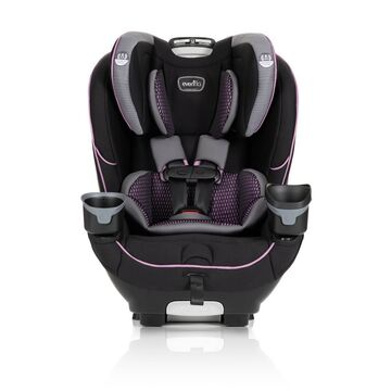 Evenflo EveryFit 4-in-1 Convertible Car Seat -