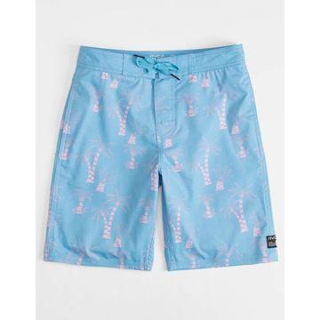 KLW Palms Boys Boardshorts