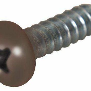 ''The Hillman Group 80257 8-Inch x 3/4-Inch Pan Head Phillips Sheet Metal Screw,''