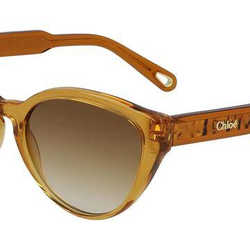 Chloe CE 757S 204 Womenas Sunglasses Size 55