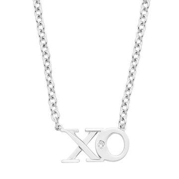 Boston Bay Diamonds Sterling Silver Diamond Accent