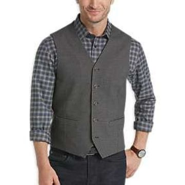 Joseph Abboud Gray Vest