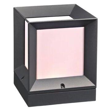 PLC Lighting 2713BZ Plc 1 Light Outdoor Fixture Helmsley Collection 27