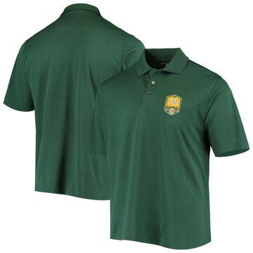 Antigua Oakland Athletics Green 50th Anniversary Polo